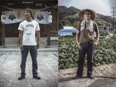 Vaqueros usados por pescadores, la última tendencia en Japón