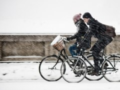 Si usas la bicicleta en invierno querrás saber estos consejos