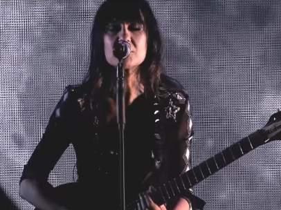 Imagen del videoclip 'Nocturnal' de Amaral
