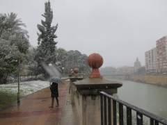 Un total de 14 provincias tendrán este jueves riesgo por nevadas o por fenómenos costeros