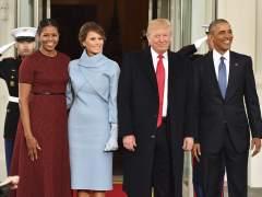 Directo | Trump se reúne con los Obama
