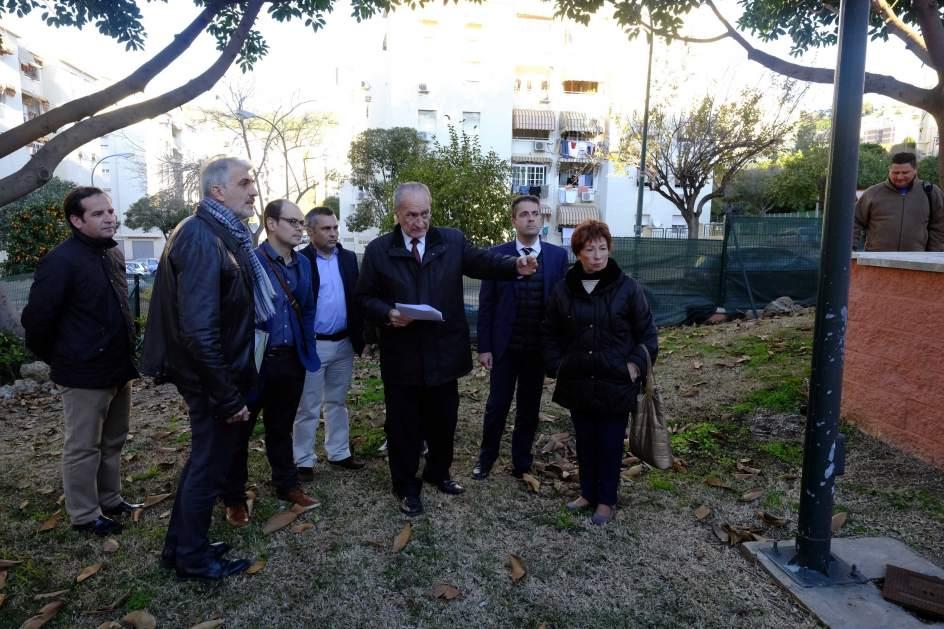 Comienzan las obras para la ampliaci n del centro de for Centro de salud ciudad jardin almeria