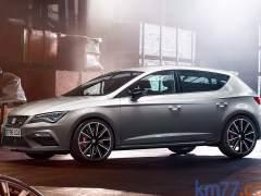 Así es el nuevo SEAT León CUPRA con 300 CV