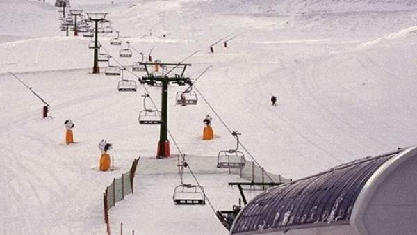 Abre Valdezcaray con más de doce kilómetros esquiables