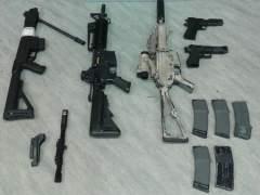 Arrestan en Italia a un bosnio que iba a España con un arsenal en su coche