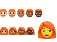 Los pelirrojos tendrán sus propios 'emoji'