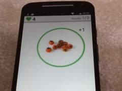 Crean un juego para móvil para evitar la comida poco saludable