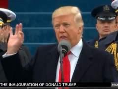 Trump usa una frase de Bane, el villano de Batman, en su discurso de investidura