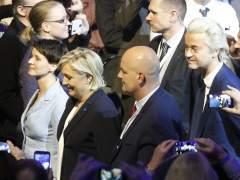 La ultraderecha europea une fuerzas envalentonada por la llegada de Trump