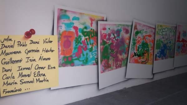 Actividad infantil en la Escuela de Participación Ciudadana de Córdoba