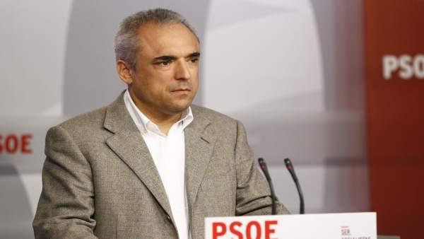 Rafa Simancas PSOE