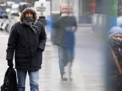 Avisos por bajas temperaturas en 14 provincias