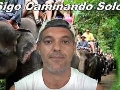 """Frank Cuesta se separa de SCS y denuncia amenazas: """"Ya no tengo licencia para rescatar animales"""""""