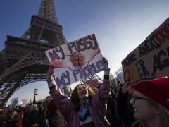 Marchas de las Mujeres contra Trump en todo el mundo