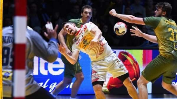 España gana con sufrimiento a Brasil y pasa a cuartos de ...