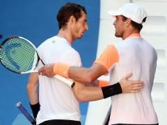 Murray sigue los pasos de Djokovic y cae eliminado del Open de Australia