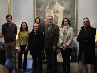Comisión de seguimiento de la Diputación y la Universidad de Córdoba