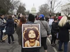 """Trump, sobre la Marcha de las Mujeres: """"¿Por qué no han votado?"""""""