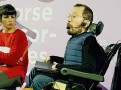 """Echenique: """"Con un Pablo Iglesias enjaulado, Podemos sería menos fuerte"""""""