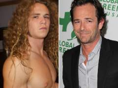 El hijo de Luke Perry se dedica al 'pressing catch'