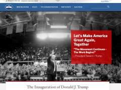 Donald Trump elimina la versión en español de la web de la Casa Blanca