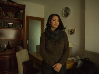 Sandra, víctima de pobreza energética