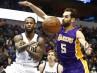 Los Mavericks endosan a los Lakers de Calderón su peor paliza