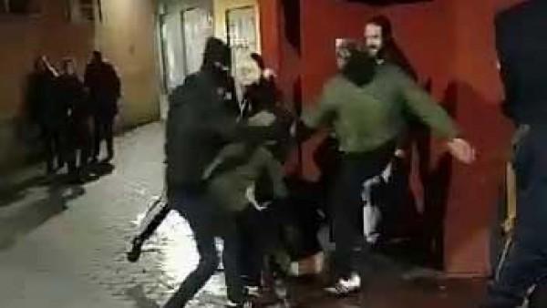 Brutal agresión en Murcia