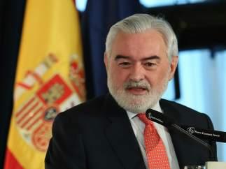 El director de la Real Academia Española, Darío Villanueva.