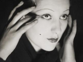 Eli Lotar, Portrait of the Actress Wanda Vangen, 1929