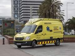 Nueva ambulancia del SEM
