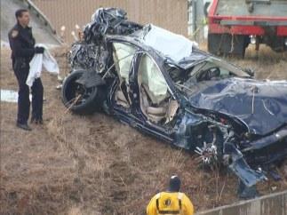Maserati Ghibli 2017 accidente