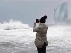 Barcelona estima que los daños por el temporal costarán 350.000 euros