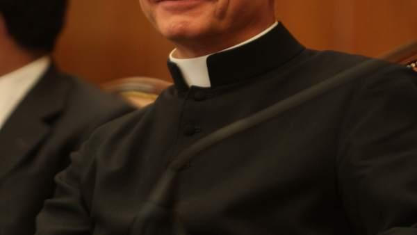 Fernando Ocáriz, nuevo Gran Canciller de la Universidad de Navarra.