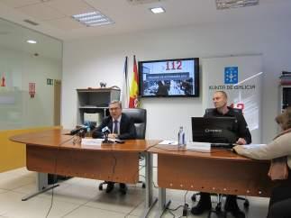 Presentación balance 112 Galicia