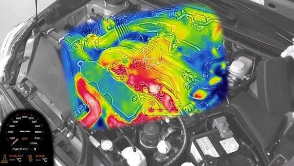 ¿Por qué es bueno calentar el motor del coche?
