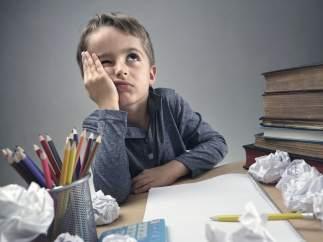Notas y deberes escolares