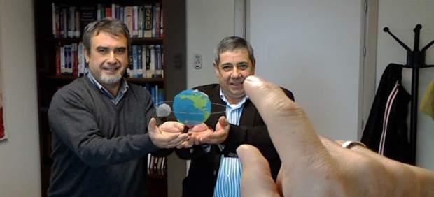 Uso de tecnología HoloLens en la UJA