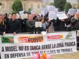 Funcionarios de prisiones piden que dimita el conseller de Justicia Carles Mundó.