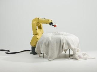 Stephan Bogner, Philipp Schmitt und Jonas Voigt, 'Raising Robotic Natives' 2016