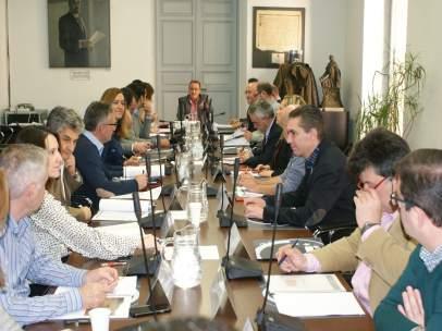 Sánchez Quero ha presentado el informe sobre despoblación hoy en la FEMP