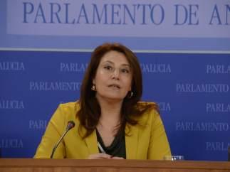 Comunicado PP Andaluz+Audio+Foto. Carmen Crespo