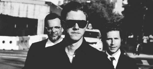 El grupo de música Interpol