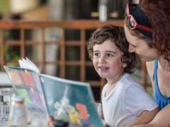 Niños lectura