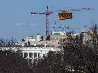 """Greenpeace llama a """"resistir"""" contra Trump"""