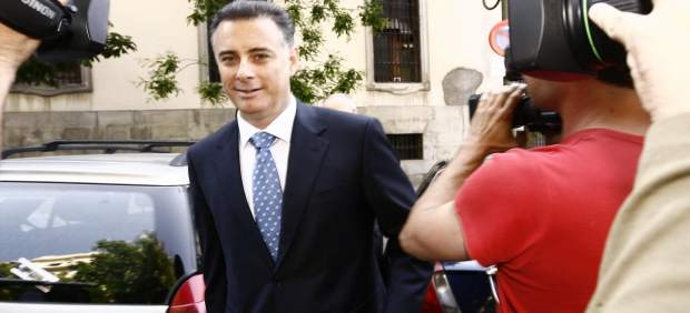 El exconsejero de deportes de Madrid, Alberto López Viejo
