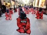 Protesta por Guantánamo