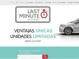Citroën lanza una campaña de ofertas de última hora
