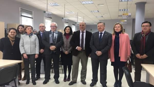 Rute cuenta con una nueva oficina conjunta de empleo tras for Oficina junta de andalucia