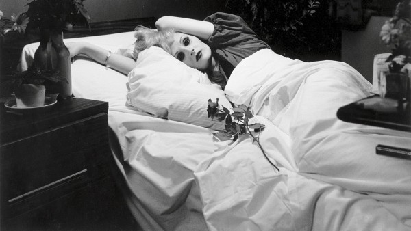Peter Hujar - Candy Darling on Her Deathbed,1973